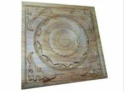 Engraved Door Panel, 3D Panel Engraving