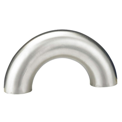 Elbow (180), Size: >3inch, for Gas Pipe