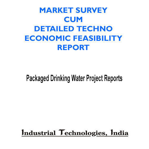 Project Feasibility Studies - Project Report on Lithium Ion