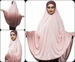 Islamic Wear Stitched Hijab Dress Abaya For Women