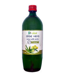 Aloe Vera Juice With Amla, Packaging Size: 1 Ltr