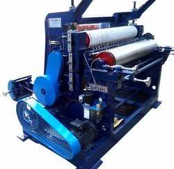 Vertical Single Face Paper Corrugating Machine