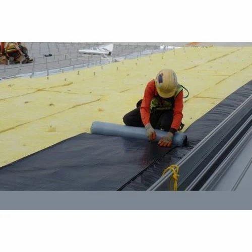 Pvc Membrane Roof Waterproofing Service In Memnagar