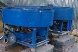 Shankar 200kg- 800kg Pan Mixer Machine