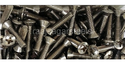 317/317L Stainless Steel Fasteners