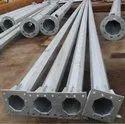 Galvanised GI Steel Poles