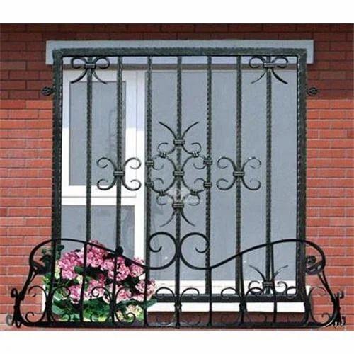Window Grill At Rs 65 Kilogram Window Grills Id 15066180048