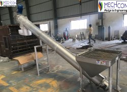 Screw Conveying System