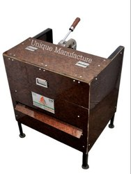 Single Supari (Betel Nut ) Multiple Cutting Machine