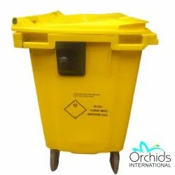 Orchids Medical Dustbin 660 Liters