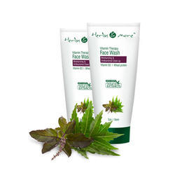 Herbal Herbs More Face Wash, Gel, Pack Size: 100 G