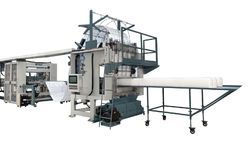 EPS Disposables - Vacuum Forming Machine