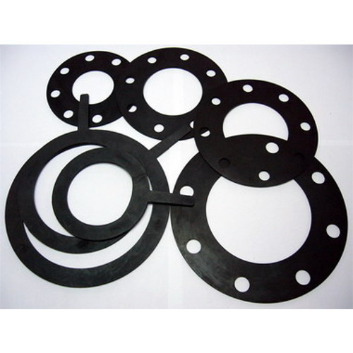 Black Rubber Gaskets, 3mm To 12mm, Rs 2.5 /piece, Ultraseal ...