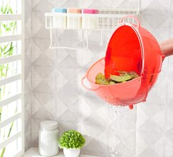 3 in one colander and basket