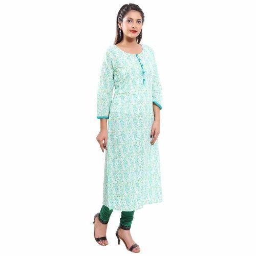 Manufacturer of Summer Kurti & Cotton Kurti by Tarini Creations, Jaipur