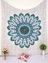 Flower Ombre Wall Tapestry