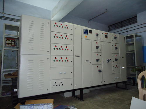 3 Electric Motor Control Center Panel, 240 V