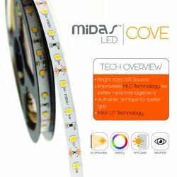 Midas 'Cove' High Lumen LED Strip Light-2835 -16 W