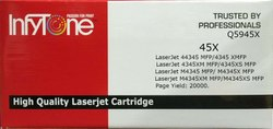 45X (Q5945X) Compatible Black Toner Cartridge For HP Printers