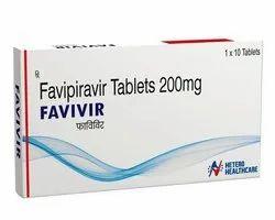 Favipiravir 200 mg Favivir Tablets