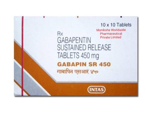 Gabapin 450 MG Tablet SR