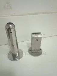 SS Glass Fittings Spigot