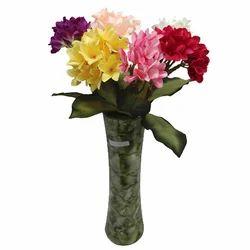 Artificial Frangipani Flower Stick