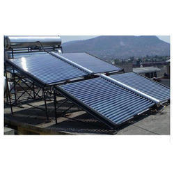 Modular Solar Water Heaters