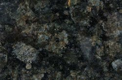 Flamed Slab North Indian Green Pearl Granite, For Countertops, Thickness: 16 mm