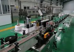 Stainless Steel Garlic Paste Line