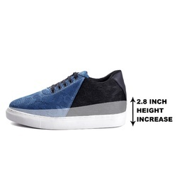 Height Increasing Casual Shoes, Size: 5-11