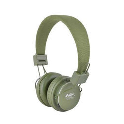 NIA 8820 Brown Headphone
