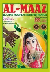 mehandi cone Green Mehndi Powder, Packaging Size: 40 Kgs, for henna cone powder