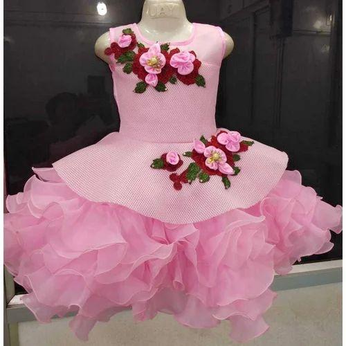 5db6b5e5ed2 Baby Girl Designer Party Dress