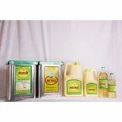 NETA JI Soybean Refined Oil, Packaging Type: Plastic Bottle, Speciality: Low Cholestrol