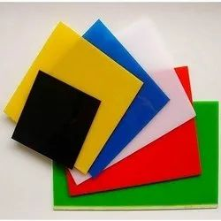 Glossy Indian Acrylic Sheets, Thickness: 2.0 mm