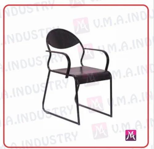 Stainless,Steel Polished Office Steel Chair