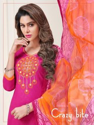 Alpha Crazy Bite Salwar Suit 14 Pcs