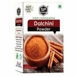 Sp Spices Dalchini Powder, Packaging Size: 50g
