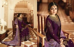 Lt Fabrics Nitya Vol 136 Fancy Suit