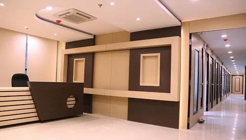 Modern Office Furniture Designing Services