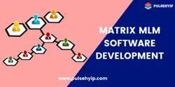 1.0.2 Online Matrix MLM Software Developement, in Pan India