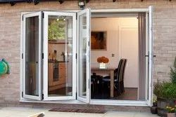 UPVC Hinge Slide and Fold Door