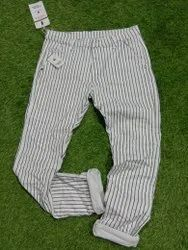 Lining Cotton Pant