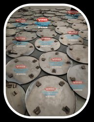 Power Trowel Dish Plate