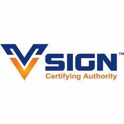 VSign Digital Signature Service, Authentication