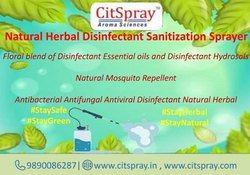 Natural Herbal Disinfectant Spray