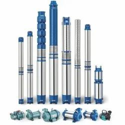 Three Phase Submersible Pump, Warranty: 12 Months