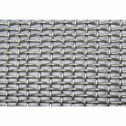 SS304 Stainless Steel Wire Mesh, For Industrial, Packaging Type: Roll