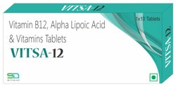 VITSA-12  Vitamin B12 Tablet for Good Health